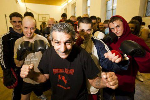Žižkovská škola boxu